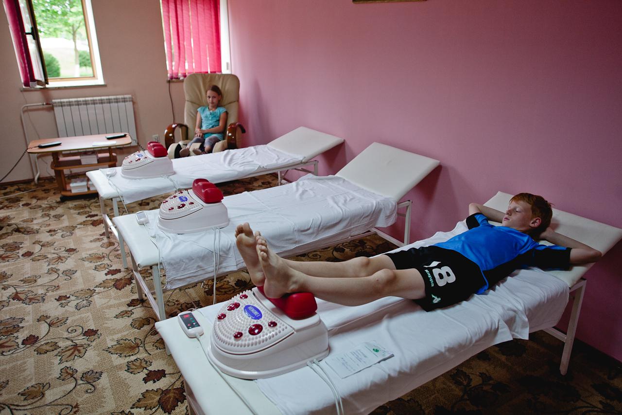 Санаторий Сосновый Бор в НиколоБерезовка Башкирия